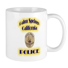 Palm Springs CA Police Mug
