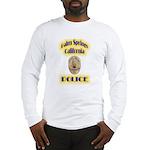 Palm Springs CA Police Long Sleeve T-Shirt