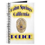 Palm Springs CA Police Journal