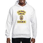 Palm Springs CA Police Hooded Sweatshirt