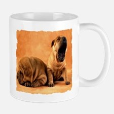 SHAR PEI PUPPIES Mug