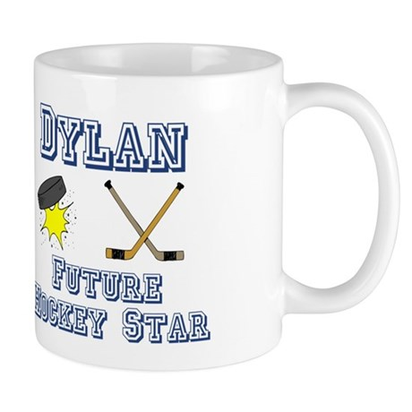 Dylan - Future Hockey Star Mug