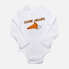 Cone Killer Long Sleeve Infant Bodysuit