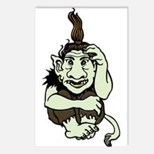 Funny Imps Postcards (Package of 8)
