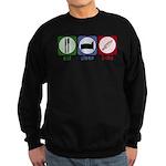 Eat Sleep Bake Sweatshirt (dark)