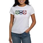 Eat Sleep Bake Women's T-Shirt