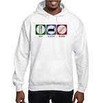 Eat Sleep Bake Hooded Sweatshirt