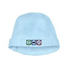 Eat Sleep Bake baby hat