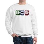 Eat Sleep Bake Sweatshirt