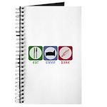 Eat Sleep Bake Journal