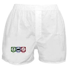 Eat Sleep Bake Boxer Shorts