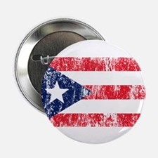 """Puerto Rican Pride Flag 2.25"""" Button (10 pack"""