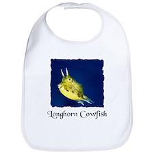 LONGHORN COWFISH Bib