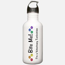 Bite Me Vet Tech Water Bottle