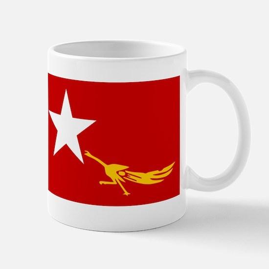 Unique Burma Mug