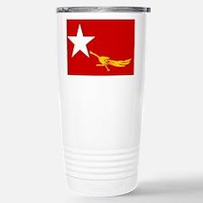 Cute Myanmar Travel Mug