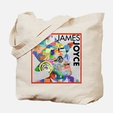 Double-sided James Joyce Tote Bag