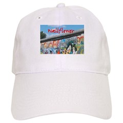 Wallflower Baseball Cap