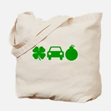 Irish Car Bomb Tote Bag