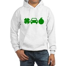 Irish Car Bomb Hoodie