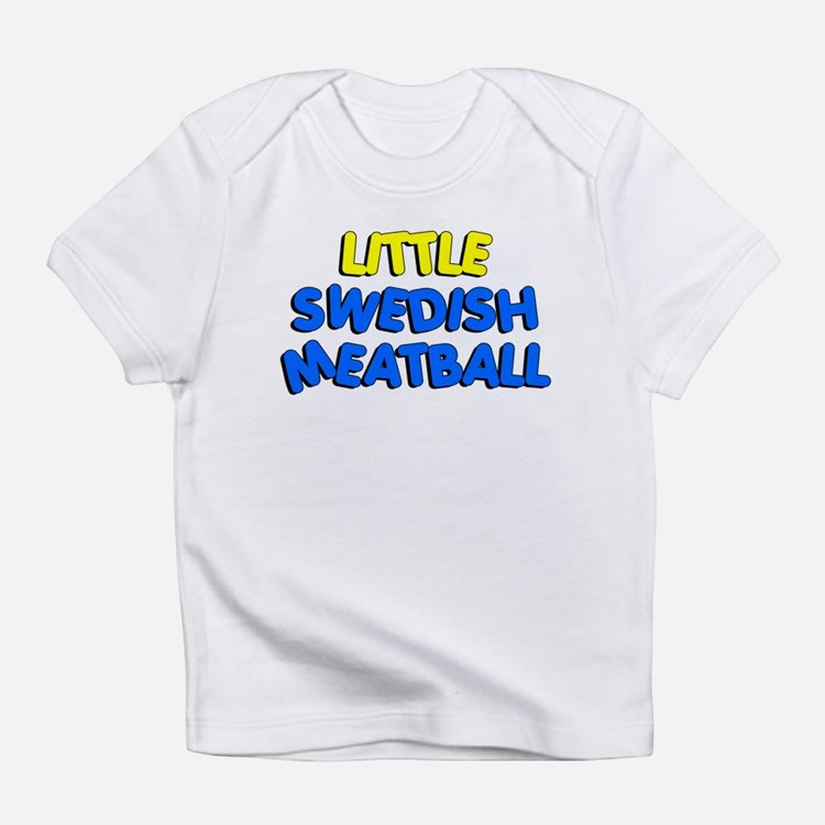 Little Swedish Meatball Infant T-Shirt