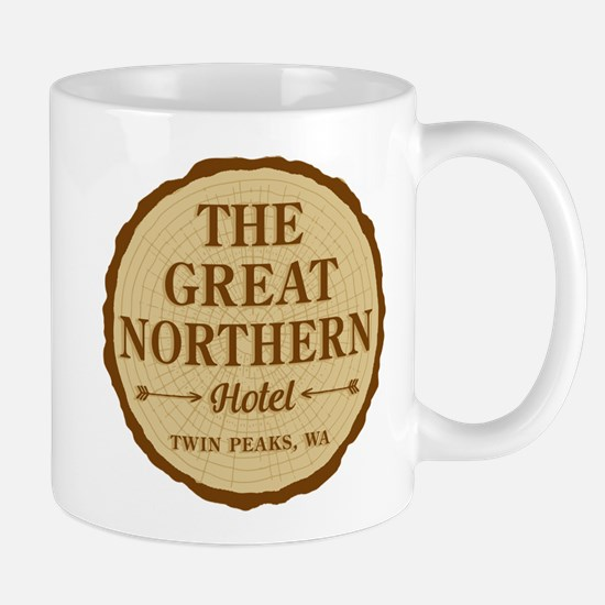 Twin Peaks Great Northern Mugs