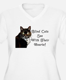 Blind Cats See T-Shirt