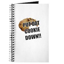 Put dat cookie Down Journal