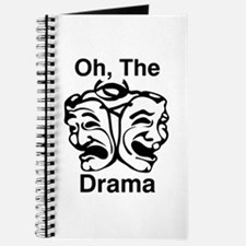 Oh, The Drama Journal