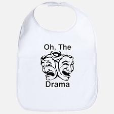 Oh, The Drama Bib