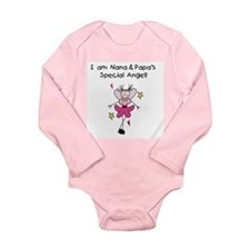 Nana and Papa's Special Angel Baby Outfits