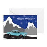 Corvair Greeting Cards (20 Pack)