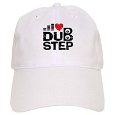 I Love Dubstep Baseball Cap