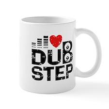 I Love Dubstep Mug
