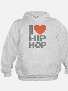 I Love Hip Hop Hoodie