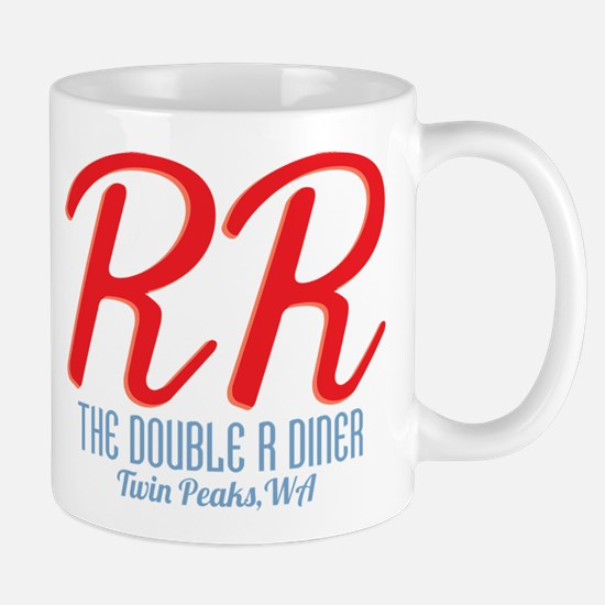 Twin Peaks Double R Diner Mugs