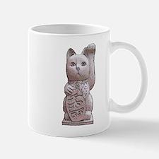 Cute Japanese lucky cat Mug