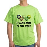 Bingo Green T-Shirt