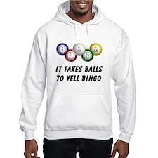 Balls to Bingo Hoodie