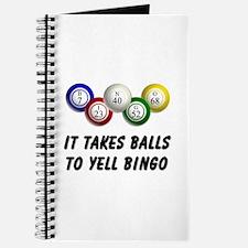 Balls to Bingo Journal