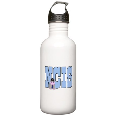Abby and Bert Stainless Water Bottle 1.0L
