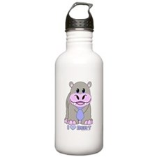 Bert the Hippo Water Bottle