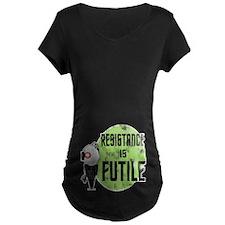Resistance is Futile (worn) T-Shirt