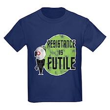 Resistance is Futile (worn) T