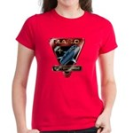 MACO (metallic) Women's Dark T-Shirt