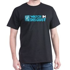 Fantasy Football - Watch in Disgust (black)