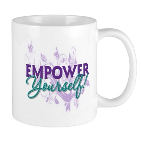 Empower Yourself Mug