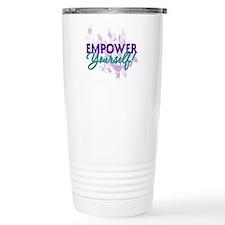 Empower Yourself Travel Coffee Mug