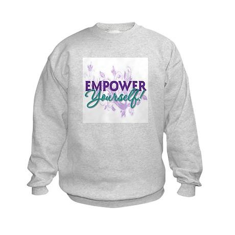 Empower Yourself Kids Sweatshirt