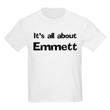 It's all about Emmett Kids T-Shirt